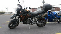 Ktm 950 SM 2006 echange possible