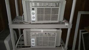 Window air conditioner & portable unit
