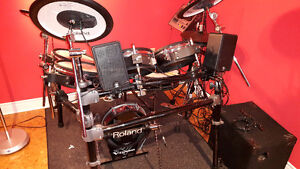 Roland TD 20  electronic drum set