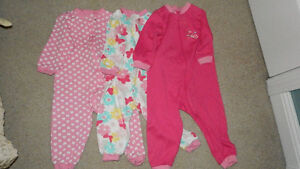 Girls size 12-24 months lot - prices in description