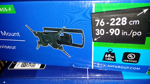 TV Wall Mount for 30-in. to 90-in. Flat Panel **NEW*
