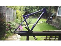 GT AGGRESSOR XC3 MOUNTAIN BIKE FRAME