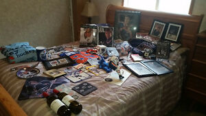 Wayne Gretzky souvenir collection