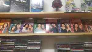 Gilmore girls dvd sets. Seasons 1 to 7. $70.