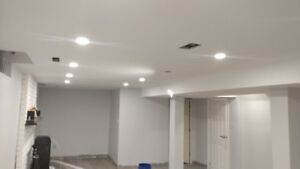 drywall taping painting popcorn ceiling removal