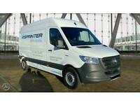 2021 Mercedes-Benz Sprinter PROGRESSIVE L2 H2 (DC 80kW) Panel Van Electric Autom