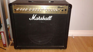 Hardly used MG series 100watt Marshall Amp