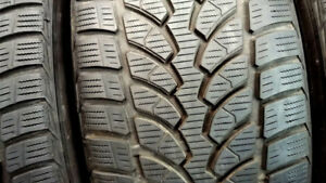 275/55R20	Bridgestone Blizzak 2 Used tires 95%tread left