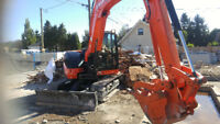 50% OFF ALL DEMOLITION & EXCAVATION PLUS REMOVAL