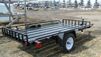 NEW CARGO CRAFT SPORT UTILITY TRAILERS BUILT BY MIRAGE