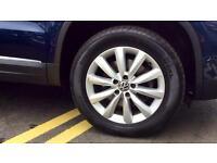 2014 Volkswagen Tiguan 2.0 TDi BlueMotion Tech Match Automatic Diesel Estate