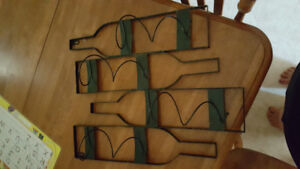 Wall Mountable Wine Rack