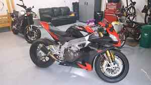 2010 RSV4 Factory non APRC Cambridge Kitchener Area image 5