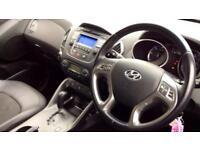 2015 Hyundai IX35 2.0 CRDi SE 5dr Automatic Diesel Estate