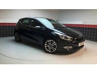 2015 Kia cee'd 1.6 CRDi 126bhp 4 Tech Manual Hatchback