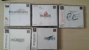 PSONE RPG Collection - Japan