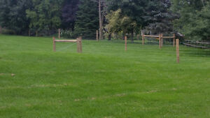 HORSE FENCE...All Types of livestock, equine and farm fence, Kawartha Lakes Peterborough Area image 10