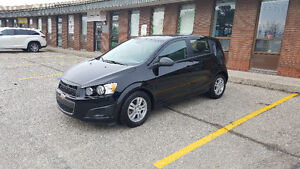 2012 Chevrolet Sonic LOW LOW KM !!! SAFETY AND ETEST !!!