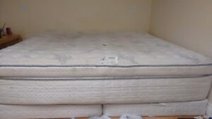 King size serta mattress