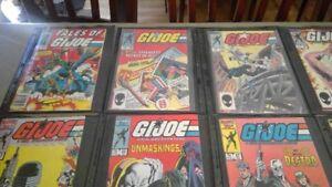 Vintage GI Joe Comic Collection