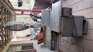 Toledo model 5300 commercial meat saw