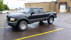 FOR TRADE RARE 07 Ranger FX4 Level II