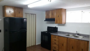 Basement Apartment For Rent Available Now