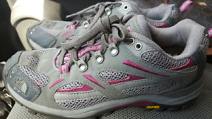 Womans north face sneakers