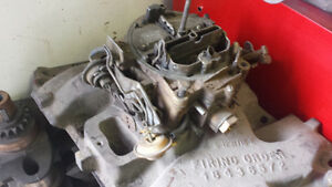 1970 Buick 455 engine SF code