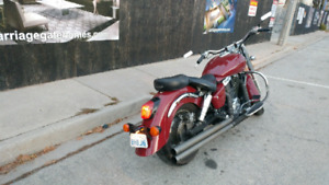 2001 Shadow Aero 1100 VT AMAZING DEAL