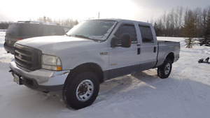 2004 f250 diesel **new price**