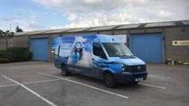 2012 12 PLATE Volkswagen Crafter 2.0TDi ( 109PS ) CR50 LWB TWIN WHEEL