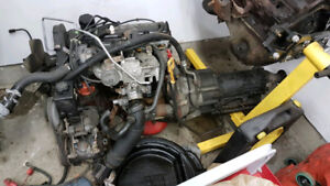Volvo 240 2.3L Engine and auto trans