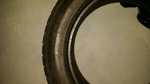 bmw x6 winter tire 255/50/19 London Ontario image 4