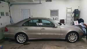 2008 Mercedes-Benz E-Class 350 4-MATIC Sedan (Sport Edition)