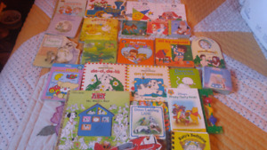24 Childrens board books