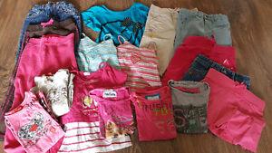 vêtements pour fille 4 ans