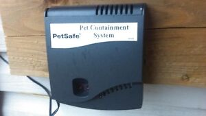 Pet safe invisible containment system