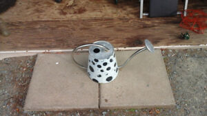 Aluminum watering can