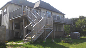 Top level house for rent