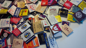 Hundreds of Matchbooks Match Books Matches Kitchener / Waterloo Kitchener Area image 6