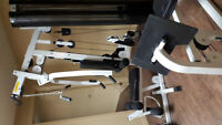 Xpress strength training system