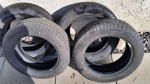 4 BRAND NEW 15 INCH TIRES FOR SALE