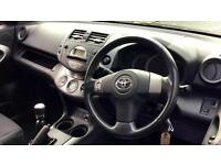 2009 Toyota RAV-4 2.2 D-4D XT-R 5dr Manual Diesel Estate
