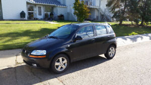 2007 Pontiac Wave Hatchback