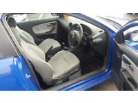 2002 02 SEAT IBIZA 1.2 S 3 DOOR.GREAT COLOUR.12 MONTHS MOT.LOW INSURANCE,HIGHMPG