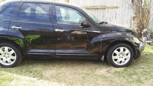 2003 Chrysler PT Cruiser Black Other