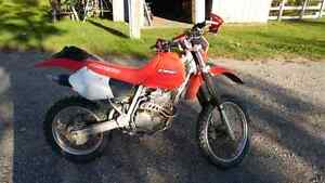 2000 Honda XR250r(pls read ad)