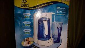 systeme de traitement de l eau