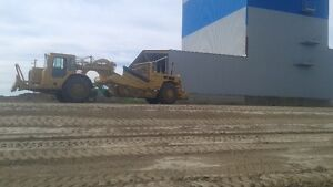 For Hire or Rent: CAT 627 Scraper with operator Strathcona County Edmonton Area image 9